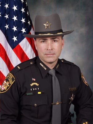Lt. Matthew Guy,  District Commander for District 5 Hamilton County Sheriff's Department, Anderson Township.