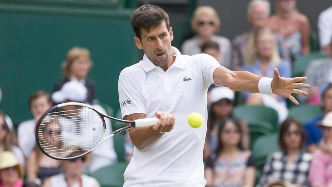 Novak Djokovic will miss the rest of the 2017 season.