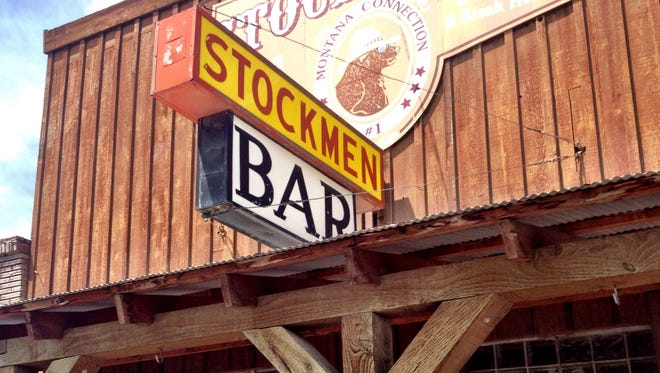 When it comes to names of bars in Montana, Stockman is the second most popular. The Stockman Bar in White Sulphur is one of 12 Stockmans in Montana.