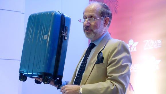 IATA Senior Vice President for Airport, Passenger,
