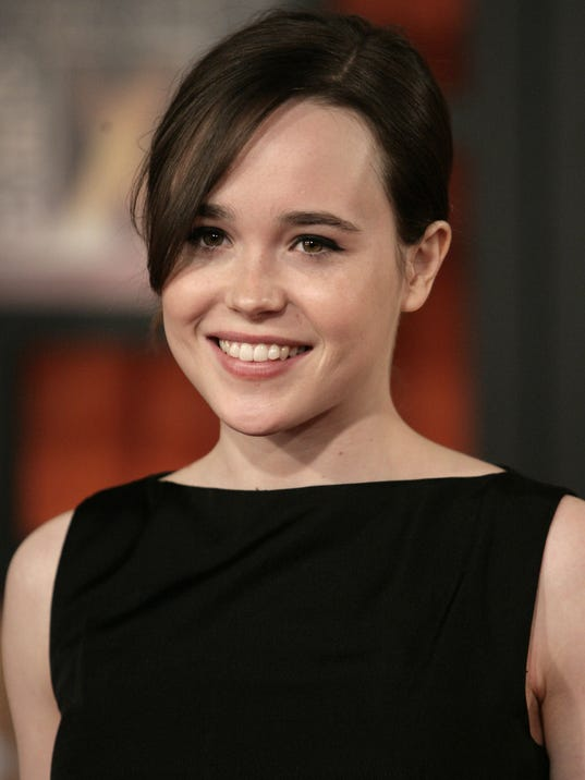 Ellen Page shares first look at her new Cincy film Ellen Page