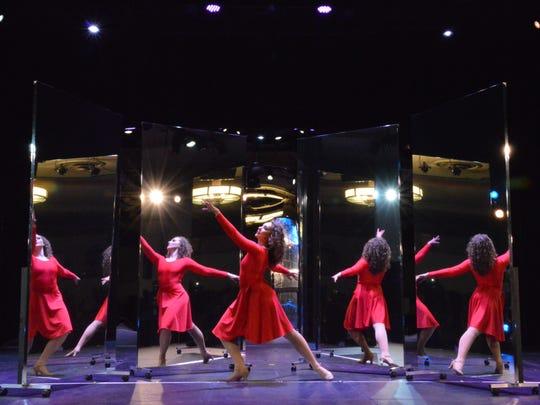 "The UTEP Dinner Theatre will present ""A Chorus Line"" starting Friday. Performances will run through Feb. 11."