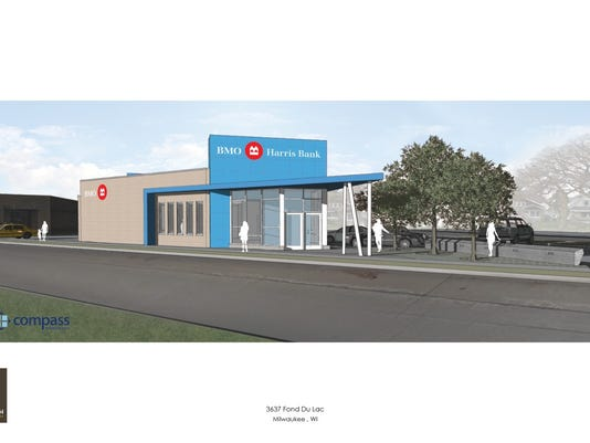 New Sherman Park BMO Harris branch