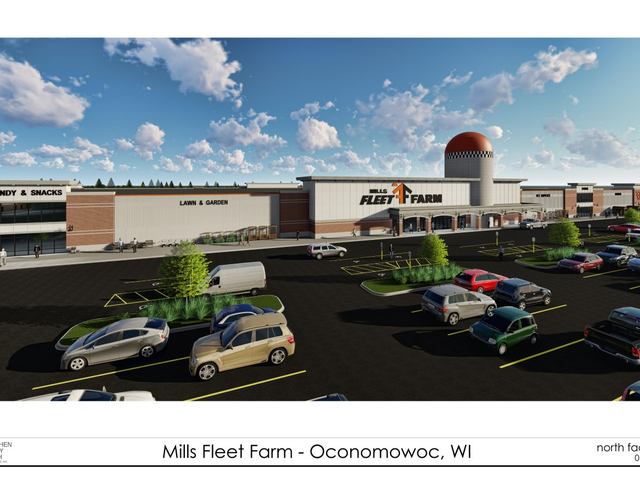 Mills Fleet Farm Proposes Store At Pabst Farms In Oconomowoc