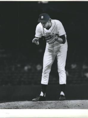 Remembering the lively career of Detroit Tigers pitcher