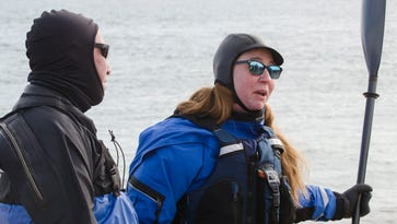 Great Lakes kayaker to give presentation about her journey