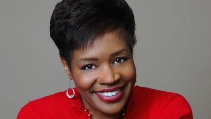 Motivational speaker Vera Jones