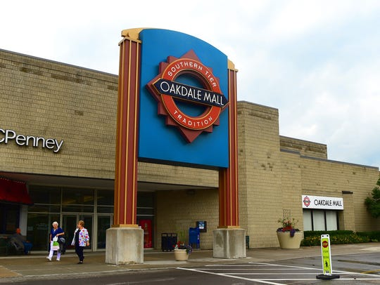 The Oakdale Mall in Johnson City has lost large anchor
