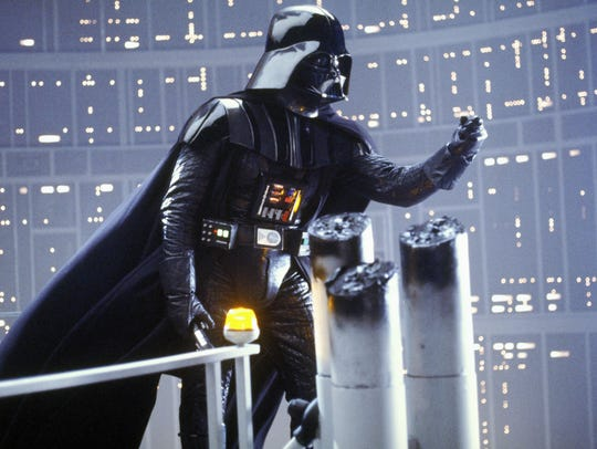 Darth Vader has a honest conversation with his son