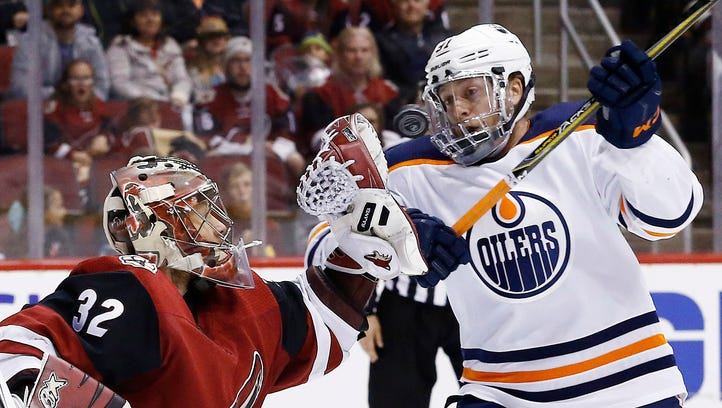 Game Day: Amidst win streak, Coyotes hoping to close shot disparity