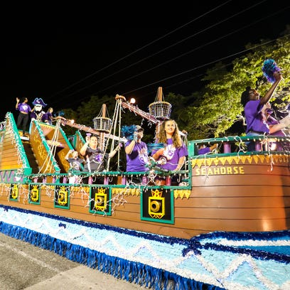 The 2018 Edison Parade was filled with floats and fun