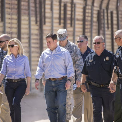 Secretary of Homeland Security Kirstjen M. Nielsen