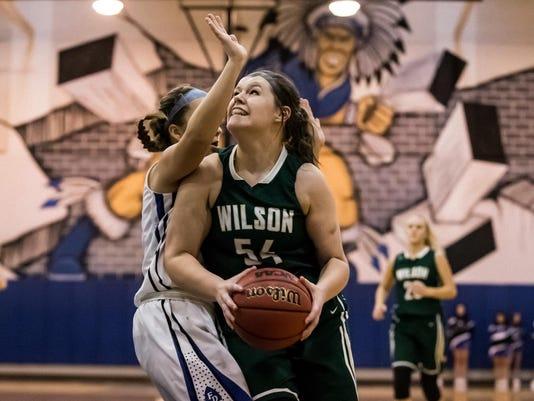 Wilson Memorial vs. Fort Defiance Girls Basketball