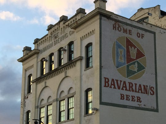 Bavarian Brewery building