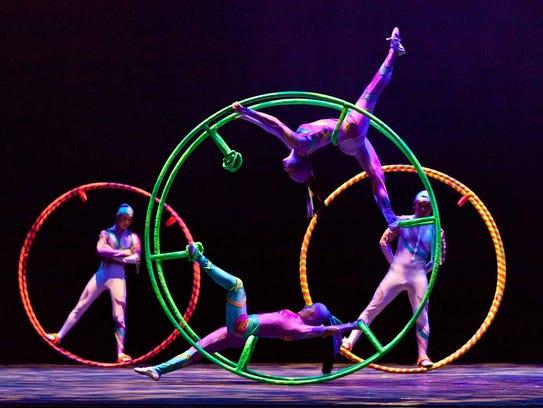 Cirque Ziva.
