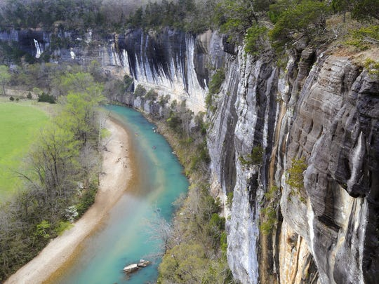 Nonprofit group American Rivers has included the Buffalo National River on its yearly list of the most endangered rivers in the nation.