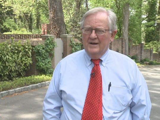 Former Knoxville Mayor Victor Ashe.