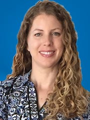 Brandi Kiel Reese, assistant professor of microbial