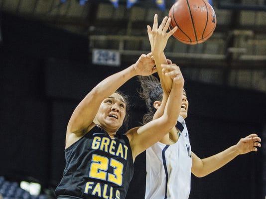 NCAA Women's Basketball - Montana State vs Great Falls