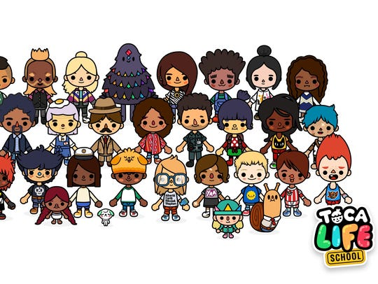 Toca Boca strives for great diversity within all of