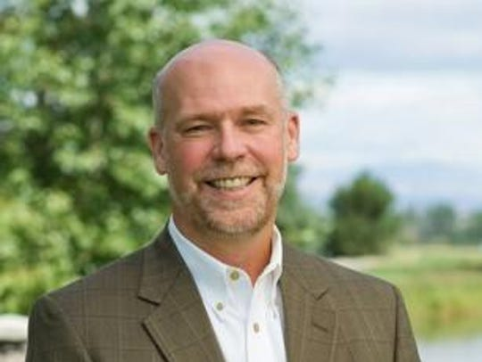Republican gubernatorial candidate Greg Gianforte