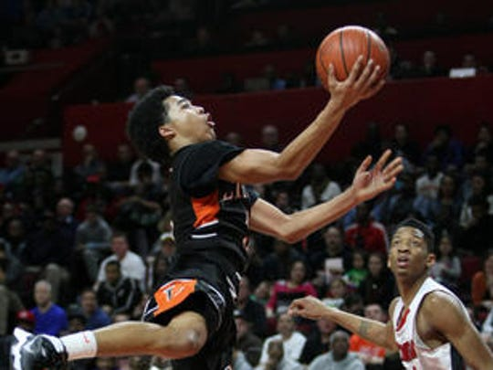 Led by Otis Livingston, Linden is favored to win Group IV