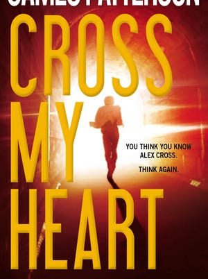 'Cross My Heart' by James Patterson