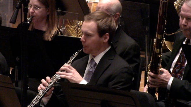 Detroit Symphony Orchestra's newly appointed principal oboist Alexander Kinmonth must graduate from college before he can start his new job.