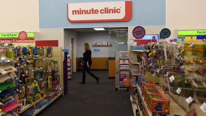 Veterans in the Phoenix VA Health Care System can now get immediate medical treatment for minor illnesses and injuries from CVS MinuteClinics under a new pilot project announced Tuesday.