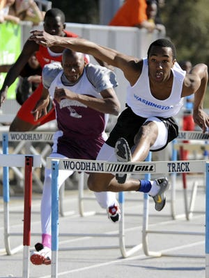 Area track athletes will compete Saturday in the Wildcat-Raider Invitational at Washington High.