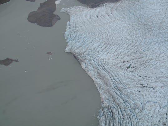 GAN CLIMATE MELTING ICE 082513