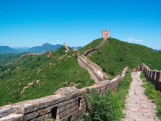 China_Great Wall_iStock
