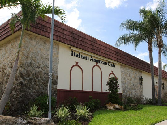 Last fall, the Italian American Club's building in Cape Coral was sold and turned into Cape Cabaret.