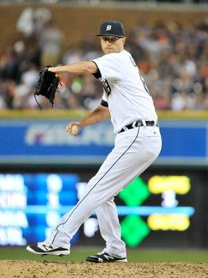 Tigers pitcher Shane Greene has allowed no runs in his last seven games, and has an 0.93 ERA spanning his last 11.