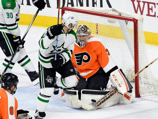 NHL: Dallas Stars at Philadelphia Flyers
