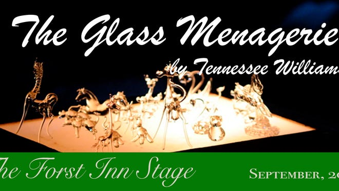 "The Forst Inn in Tisch Mills presents ""The Glass Menagerie."""