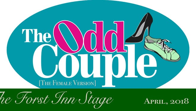 """The Odd Couple"" logo"