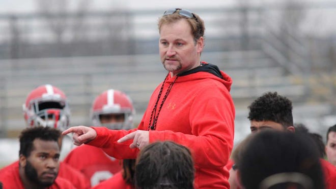 Mike Aldrich enters his first season as the head coach at Minot State.
