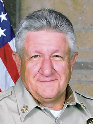 San Juan County Sheriff Ken Christesen
