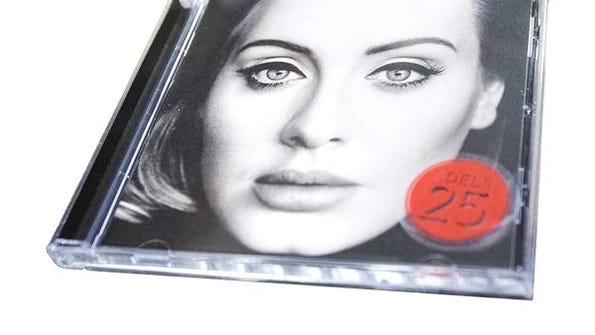 Adele releases new album - 25