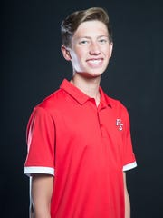 Christian Meyer is selected as one of The Desert Sun's