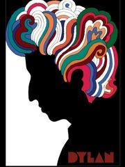 """Dylan"" by Milton Glaser"