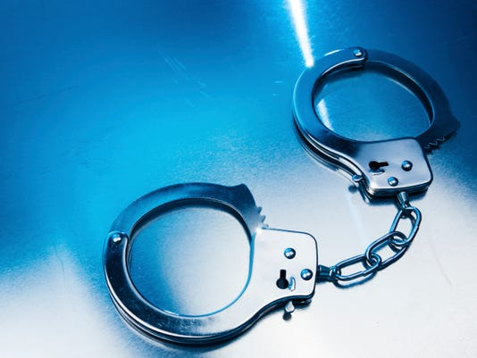 Presto image handcuffs arrests jail prison crime