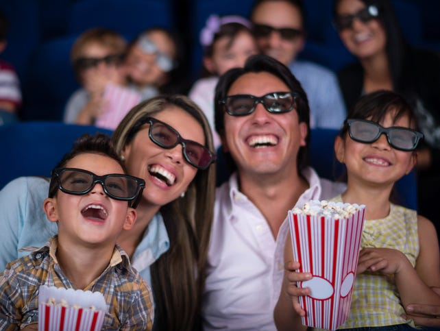 Take the entire family to the movies without breaking the bank.