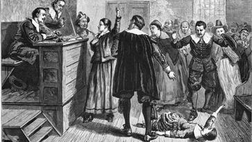 Weird NJ: The Mount Holly witch trials