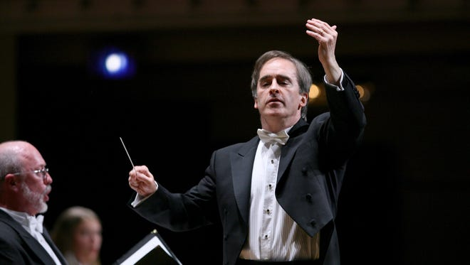 James Conlon, May Festival music director since 1979, will step down after the 2016 season.
