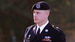 Sergeant Bowe Bergdahl in 2016.