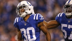 Colts cornerback Rashaan Melvin is reportedly headed