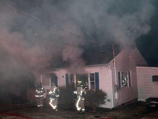 Southeast house fire