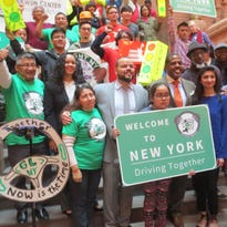 Will NY let undocumented immigrants get driver's licenses?